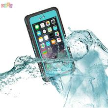 New Ski Swim Dive Sport Waterproof Protective Phone Case Cover For iPhone 6 Plus 5.5''(China)