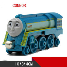 Thomas and Friends -One Piece Diecast Metal Train CONNOR Megnetic Train Toy Tank Engine Toy For Children Kids Christmas Gifts