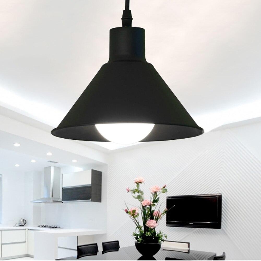 New loft style industrial iron Lid pendant light creative personality retro Pendant lamp Restaurant Bar<br><br>Aliexpress