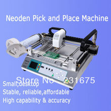 Pick and place machine TM220A -Led, Automatic ,Desktop,5050,Chip,SMT,0402,Pcb board,Component,Assembly,The Manufacturer