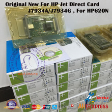 Original New JetDirect Card For HP620N HP 620 620N J7934A J7934G  Ethernet Internal Print Server Network Card