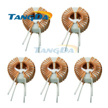 Tangda amorphous magnetic inductors ring Large current 20*12*8 0.8mm wire 30MH 5A Core Toroidal winding  inductance