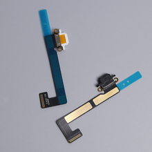 10pcs/lot New Replacement For ipad Mini 3 Charging Port Dock Lighting Connector Flex Cable Tested One By One Free Shipping(China)