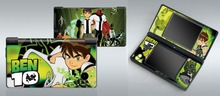 BEN 10 P73 Vinyl Skin Sticker Protector for Nintendo DSI NDSI skins Stickers(China)