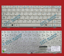 Original New For Asus EPC Eee PC 2G 4G 8G Surf white laptop keyboard US free shipping
