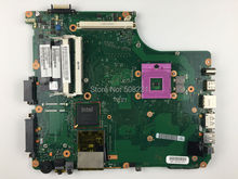 Free shipping, V000126450  for Toshiba Satellite A300 A305  Intel series  Motherboard, All functions fully Tested !