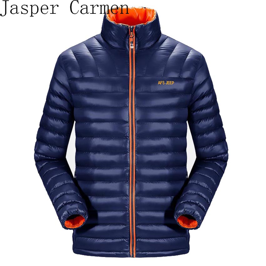 Free shipping 2017 New Mens Down Parkas Winter Brand Jacket Thick Cotton Solid Stand Collar Coats Warm Fashion Coat Slim 110hfxОдежда и ак�е��уары<br><br><br>Aliexpress