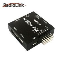 Buy Radiolink Mini PIX V1.0 F4 Flight Controller STM32F405 MPU6500 w/ Barometer Compass VS Omnibus F4 Pixhawk RC Models for $39.99 in AliExpress store