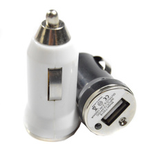 BrankBass USB Car Charger Charging Power Adapter for Apple for iPod Touch for iPhone 4 3G 4G 4S Android Phone