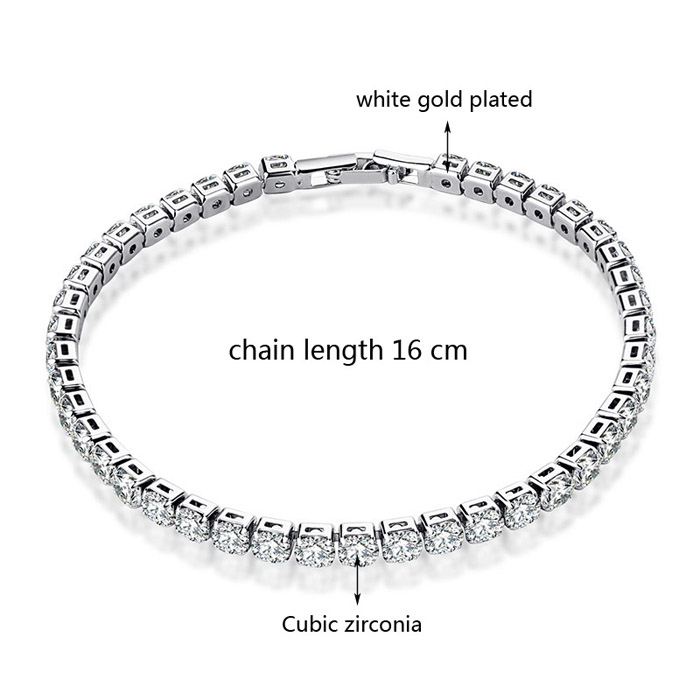 LOWAY-Women-Chain-Link-Bracelets-Gold-Color-4mm-Zirconia-Office-Lady-Vacation-Fashion-Jewelry-SZ3859