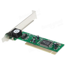 SY-113 Gigabit 10/100M PCI RJ45 Ethernet NIC Network Lan Adaptor Card PCI Network card