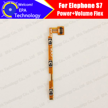 Buy Elephone S7 Side Button Flex Cable 100% Original New Power + Volume Button FPC Wire Flex Cable repair accessories S7 for $5.86 in AliExpress store