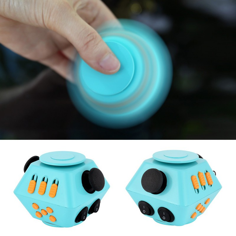 New Arrival Pop Fidget Hand Shank Pad Handle Autism ADHD Relieves Stress Desk New Funny Toys