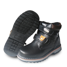 Winter warm 1 pair Boots Snow exported Europe, Russia Children's boot+Inner17.5-20.5cm, Fashion KIDS boy Shoes(China)