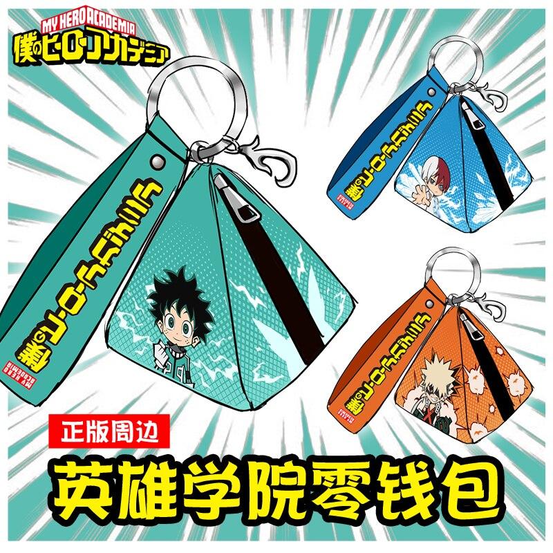 My Hero Academia Bakugou Katsuki  Long Wallet Purse