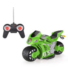 Remote Control Motorcycle TOYS Model A11 2.4GHz 1/8 High Simulated 180 Drifting RC Motorcycle