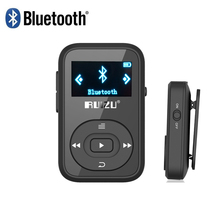 RUIZU X26 8GB Bluetooth MP3 Player Mini Walkman Gym Music Play Supprot SD Recorder FM Radio FM Radio Voice Recorder(China)