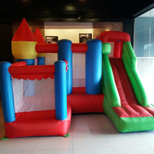 YARD Kids Bouncer House Slide Jumping Castle Inflatable Bounce House Jumper Jumping Castle with Ball Pool(China)
