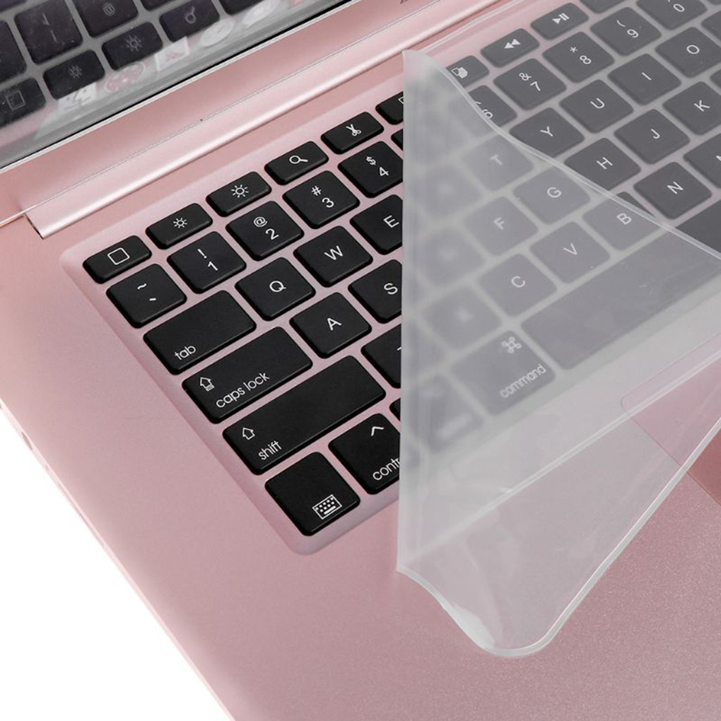 2019 Anti Dust Waterproof Keyboard Cover Universal Soft Silicone Protector Film Replacement for MacBook Laptop Notebook,12Inch