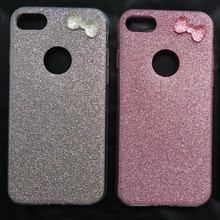 For iphone 6 plus Case 3D Kawaii Luxury Gold Bling Glitter Cover for iphone6 s 6s plus 6plus Phone Cases