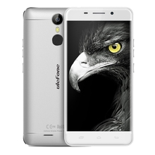 "Ulefone Metal 4G Smartphone Android 6.0 MTK6753 Octa Core Smart Phone 3GB RAM 16GB ROM Fingerprint 5.0"" HD Mobile Phone(China)"