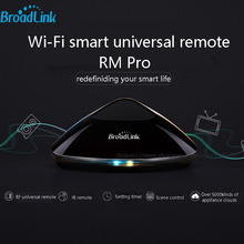 New Broadlink RM Pro RM03 Smart home Automation,Universal Intelligent controller,WIFI+IR+RF Switch remote control by IOS android