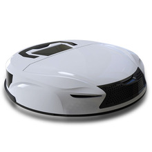 Household automatic intelligent ultra-thin sweeping and mopping mini robot vacuum cleaner