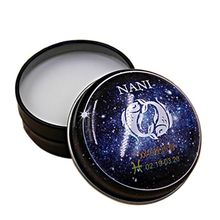 Men Magic Solid Perfume Deodorant Solid Fragrance 12 Constellation Zodiac Perfumes Women Supplies(China)