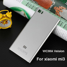 For Xiaomi 3 MI3 M3 Case Original Battery Door Back Cover For Xiaomi M3 Mi3 Housing with Side Button Key & Sim Card Tray Shell