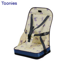 New Design Chair Baby Toddler Baby Portable Chair Folding Safety Baby Highchair Dinner Seat Feeding Table Baby Chair Feeding