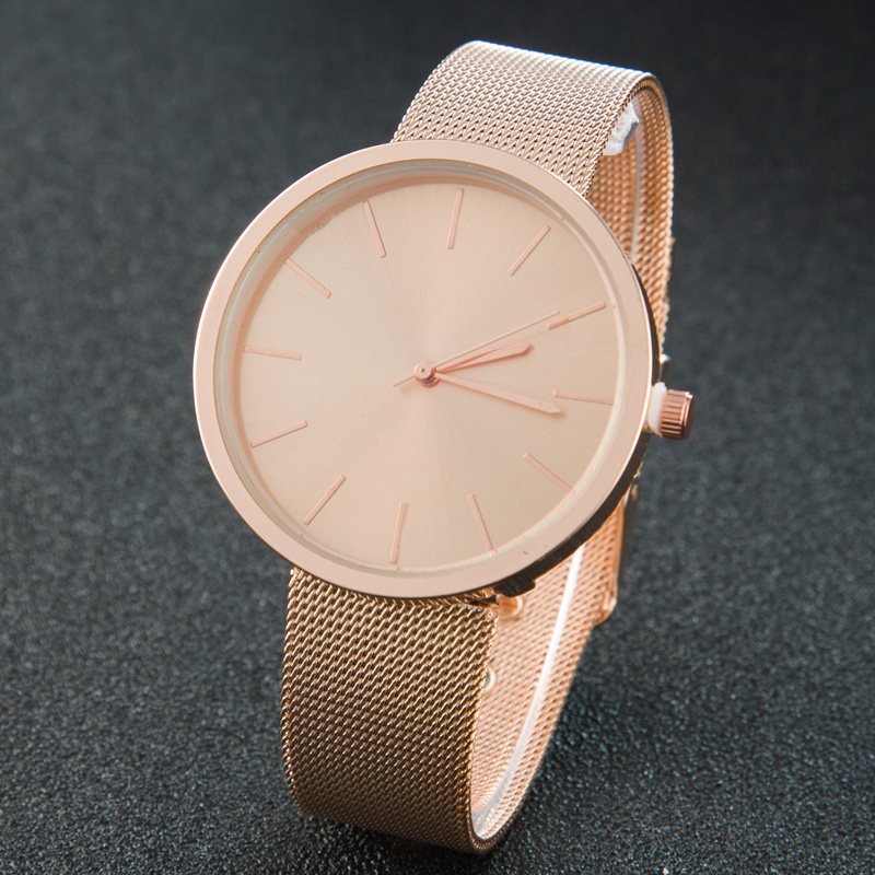 2017-Fashion-Rose-Gold-Mesh-Belt-Women-Watch-Top-Brand-Quartz-Wrist-Watch-Casual-Lady-Watch