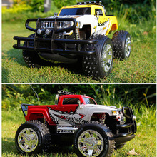 Remote Control Cars Children toy four-drive remote control vehicle electric toy amphibious vehicle toys 3C good price quality(China)