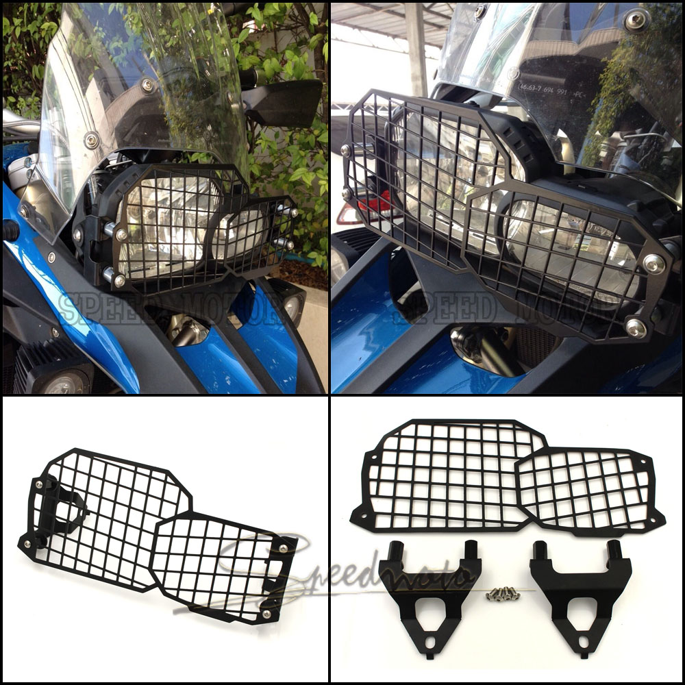 High Quality Stainless Steel Motorcycle Headlight Guard Protector For BMW F650GS F700GS F800GS F800/F650/F700 GS/Adventure<br><br>Aliexpress