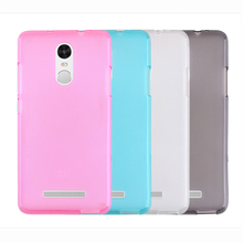 Factory Outlet Soft Case For Redmi Hongmi Red Mi NOTE 4 3 NOTE3 Xiaomi Shell Cover TPU Protector Drop Helper Housing