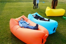 More buying choices for Inflatable Lounger, Portable Air Beds Sleeping Sofa Couch for Travelling, Camping, Beach, Park, Backyar