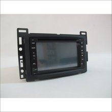 For Saturn Vue XE / Opel Antara 2006~2007 - Car Radio CD DVD Player & GPS Navigation System / Double Din Audio Installation Set