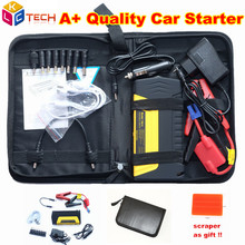 Best Quality 12V Portable Mini Car Jump Starter Booster Power Bank Mobile Phone Laptop Car Emergency Auto Battery Boost Charger(China)