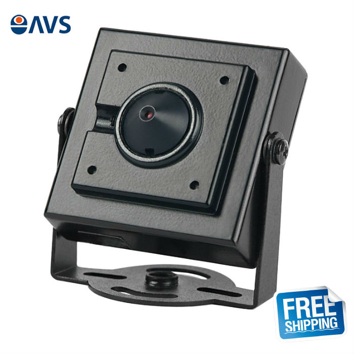 Sony CCD HD Small Camera for Car with 3.7mm Pinhole Lens<br>