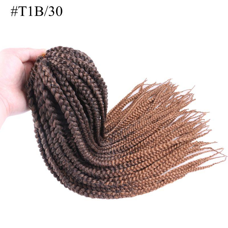 24inch jumbo box braid120