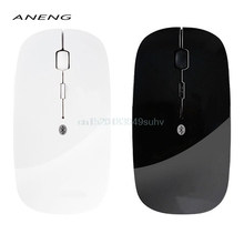 Rechargeable Wireless Mouse Bluetooth 3.0 Wired &Wireless Optical Mouse For Laptop PC Tablets Mause #L060# new hot