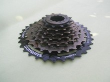 Bicycles Freewheel MTB Mountain Bike 7 Speed Cassette Variable Speed Flywheel Model HG 20-7 High Quality(China)