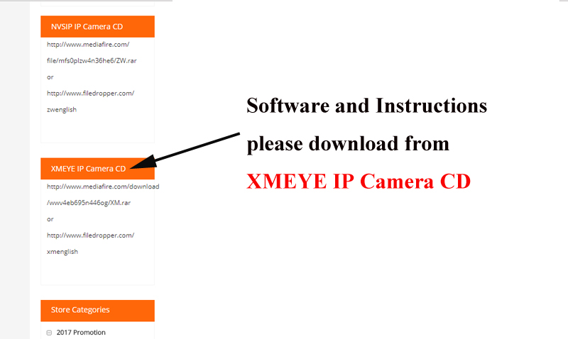XMeye CD