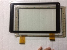New  tablet pc prestigio wize 3131 3G PMT3131_3G_D glass sensor  digitizer  touch screen touch panel