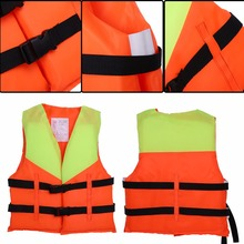 Child Life Vest Swimming Boating Life Vest Fishing Drifting Buoyancy Aid Children's Lifesaving Lifejacket