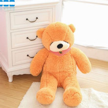 100cm Giant Teddy Bear stuffed Toy rilakkuma Girl's Gift plush toy Big teddy bear toys for children Birthday And Valentine gift(China)