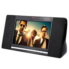 S01 Smart Bluetooth speaker WiFi touch tablet radio multimedia integrated machine portable video subwoofer(China)