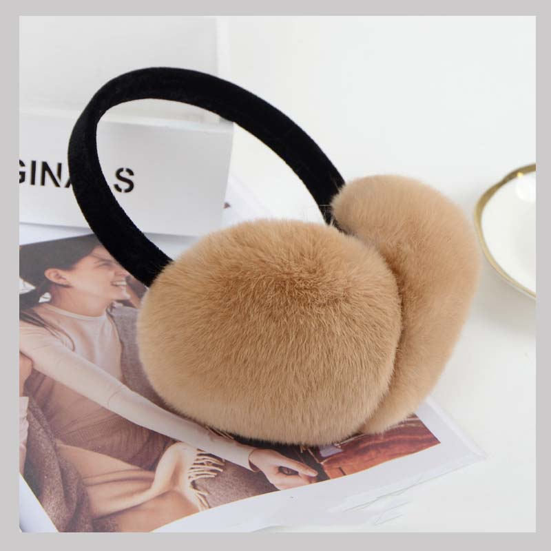 real fur earmuf 3