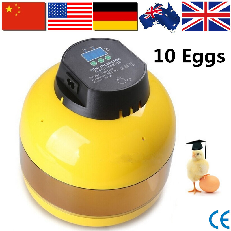 fully  10  China  egg incubator free shipping hatching machine automatic turning <br><br>Aliexpress