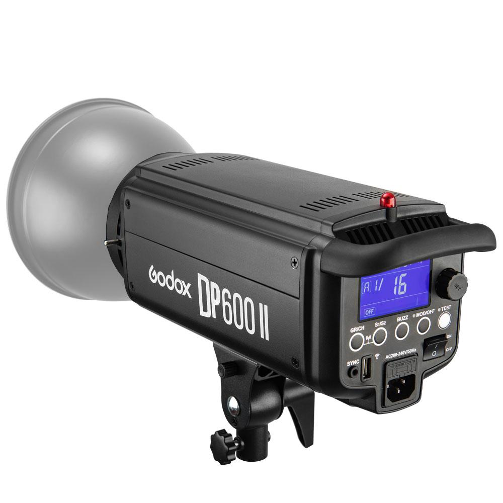 Godox Studio Flash DP600II Built-in with 2.4G X System (1)