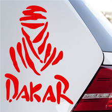 3 Pieces Customization Dakar Rally LOGO Car Body Car Stickers Car Styling For all car accessories